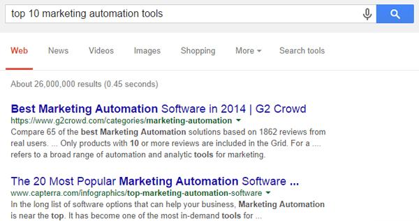 Google Prospecting Queries