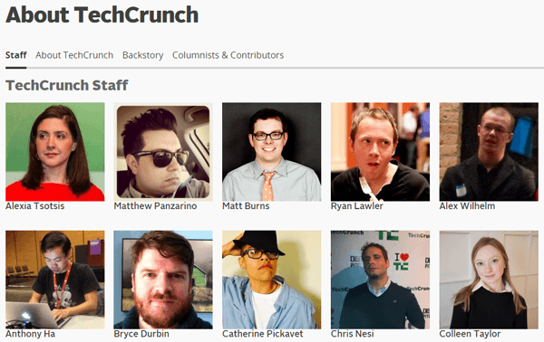 TechCrunch Editorial Staff