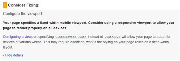Configure Viewport