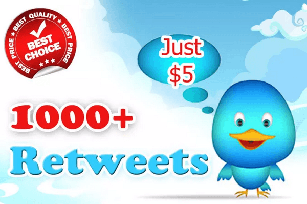 Fiverr Retweets