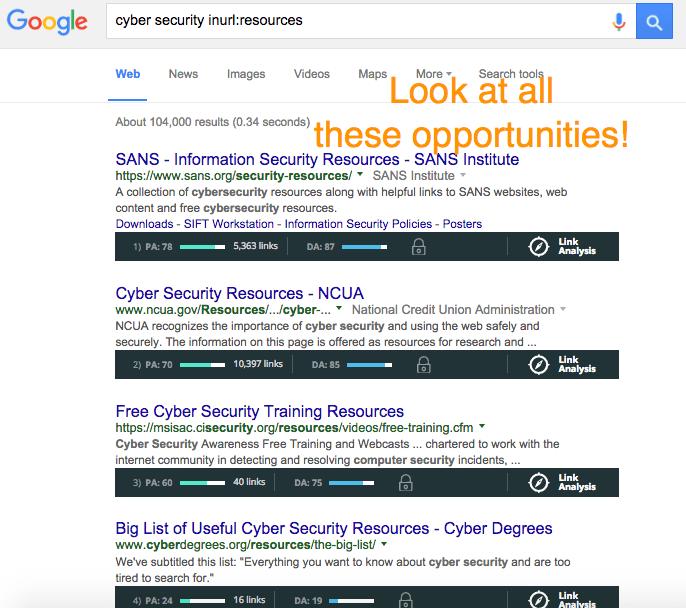Google Prospecting